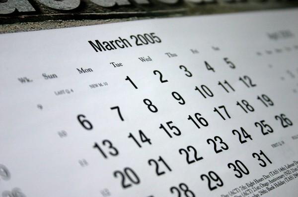 英語日付を完全攻略!絶対押さえるべき7つの法則