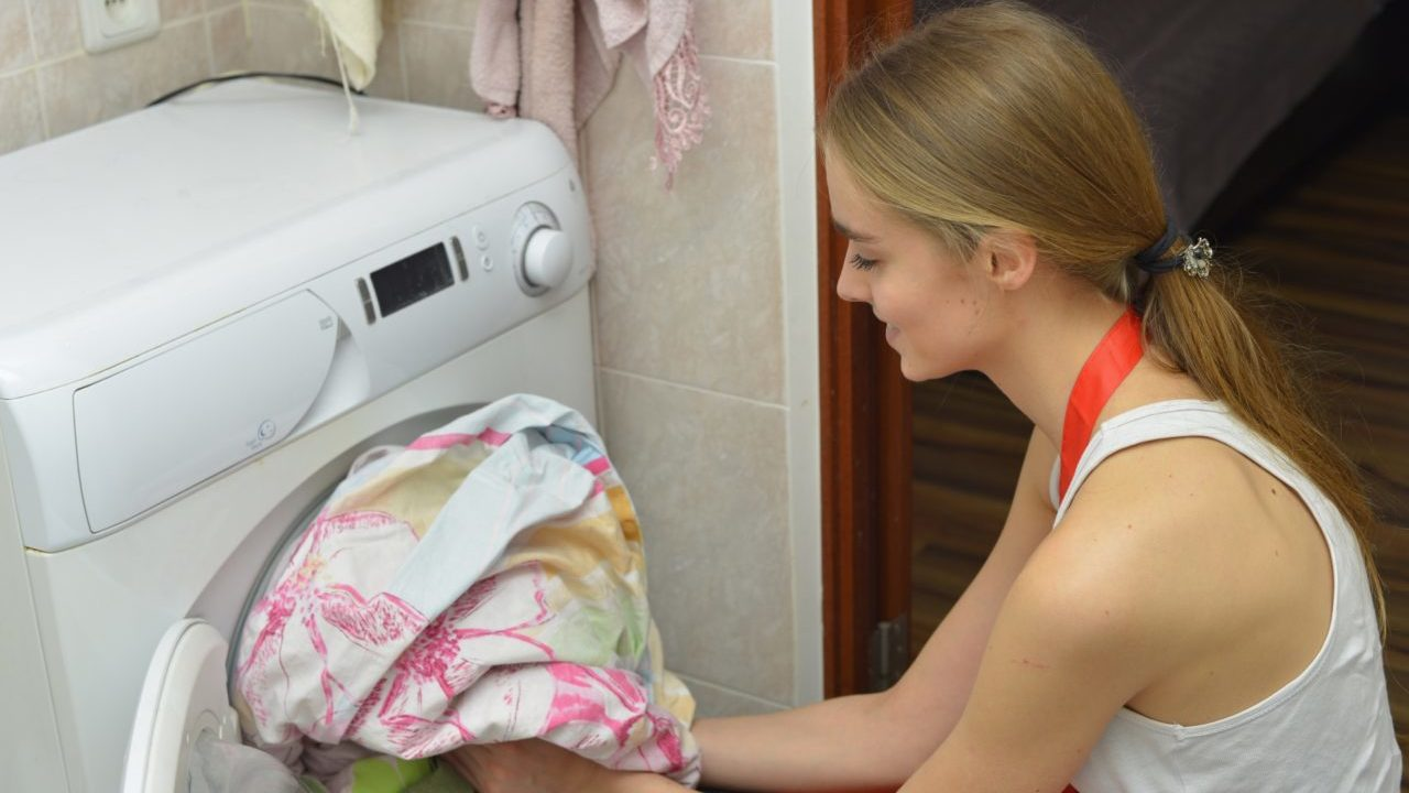 意外と知らない英単語!洗濯機を英語で言うと?