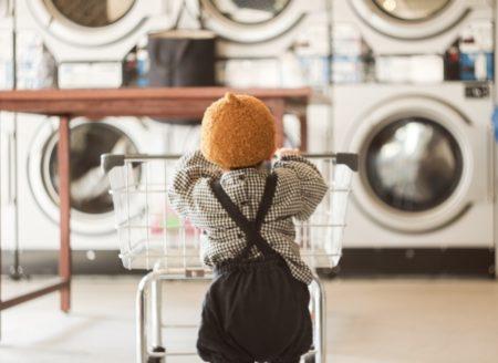 意外と知らない英単語!洗濯機を英語で言うと?4
