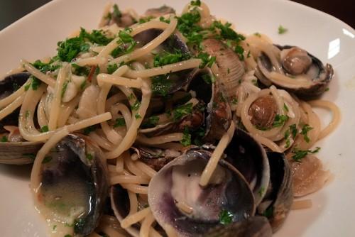 spaghetti alle vongole_現地人おすすめ!イタリアン料理のパセリの7つの使い方!