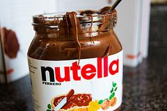 イタリアのお土産調査!貰って嬉しい超おすすめ10選_Nutella