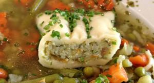 現地で絶対食べたいおすすめドイツ料理10選!マウルタッシェ