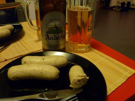 ドイツへ行ったら絶対食べたいおすすめ家庭料理10品!ヴァイスヴルスト