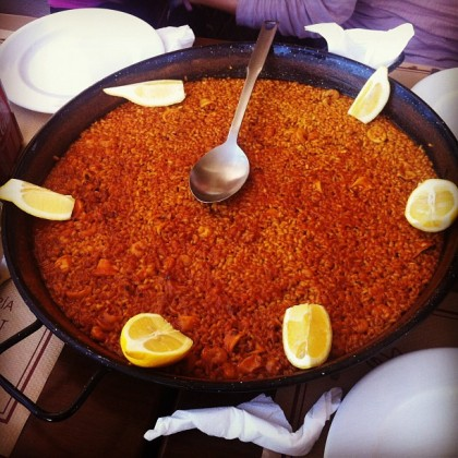 現地で絶対食べたいおすすめスペイン料理10選!アロスアバンダ