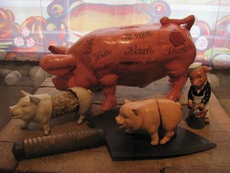 ドイツの地図ガイドにもないマニアック旅行8スポット_幸せを呼ぶ豚の博物館