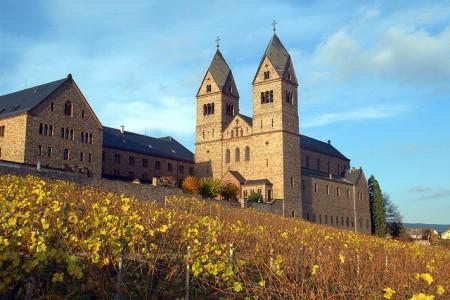ドイツの地図ガイドにもないマニアック旅行8スポット_聖ヒルデガルト修道院