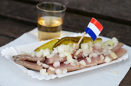 現地で絶対食べたいおすすめオランダ料理11選!ハーリング