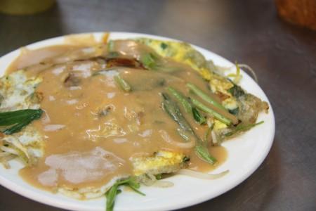 現地で絶対食べたいおすすめ台湾料理10選!蚵仔煎