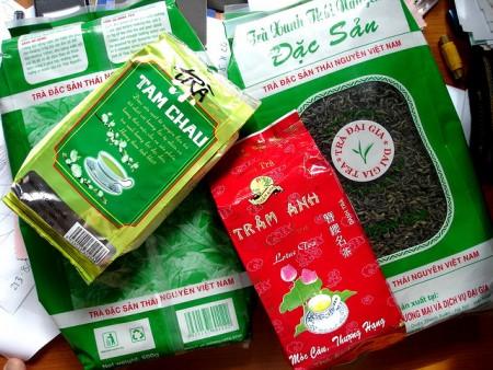 ベトナムのお土産調査!貰って嬉しい超おすすめ10選_お茶
