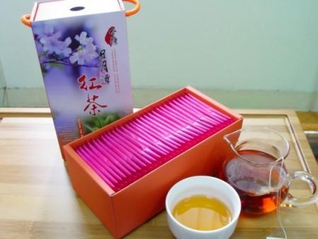 台湾のお土産調査!貰って嬉しい超おすすめ10選_日月潭紅玉紅茶