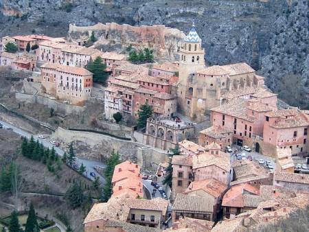 スペインの地図ガイドにもないマニアック旅行8スポット_アルバラシン