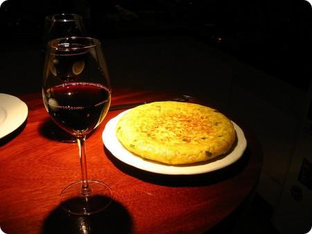 スペインワインに合う超おすすめ料理10品!トルティージャ・デ・パタタ