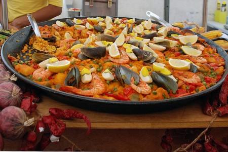 スペインワインに合う超おすすめ料理10品!パエージャ・バレンシアーナ