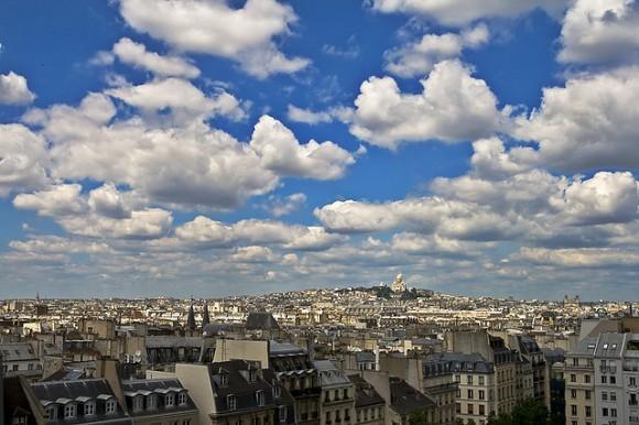 フランス・パリの天気調査!旅行前に知りたい7つの特徴