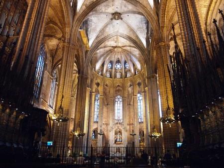 バルセロナ観光!王道からマニアック地まで厳選10スポット_カテドラル