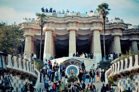 バルセロナ観光!王道からマニアック地まで厳選10スポット_グエル公園