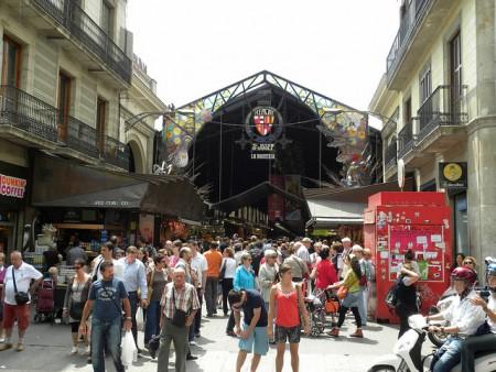 バルセロナ観光!王道からマニアック地まで厳選10スポット_サン・ジュセップ市場