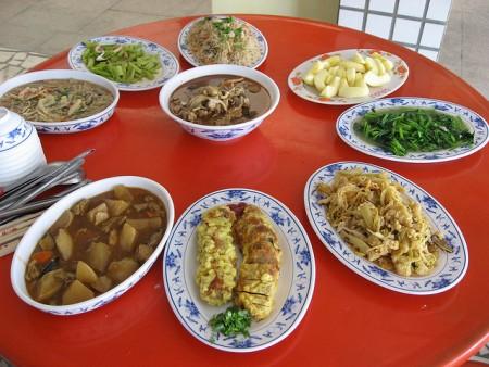 台湾へ行ったら絶対食べたいおすすめ家庭料理10品_麻油香菇雞湯