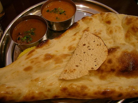 現地で絶対食べたいおすすめインド料理10選!ナン・チャパティ