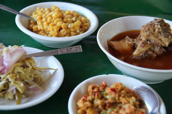 現地で絶対食べたいおすすめミャンマー料理10選!