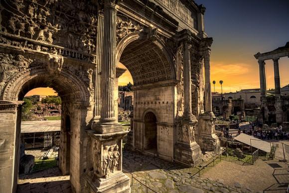 ローマを2〜3日で超満喫できるおすすめ観光スポット10選