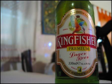 インドのお土産調査!貰って嬉しい超おすすめ10選_キングフィッシャービール