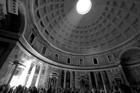 ローマを2〜3日で超満喫できるおすすめ観光スポット10選_パンテオン