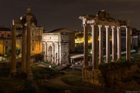 ローマを2〜3日で超満喫できるおすすめ観光スポット10選_フォロ・ロマーノ