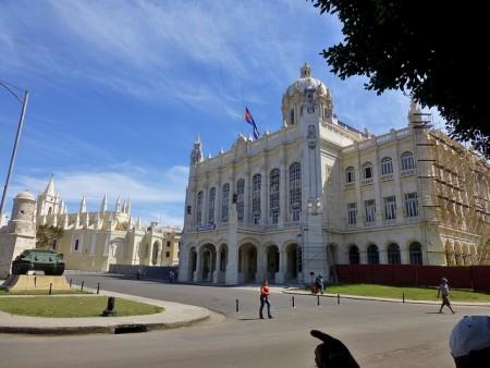 キューバ旅行で絶対行きたいおすすめスポット10選〜ハバナ編〜革命博物館