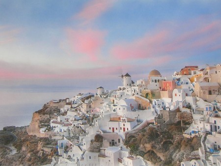ギリシャへ行ったら絶対行くべき超おすすめ観光地10選_サントリーニ