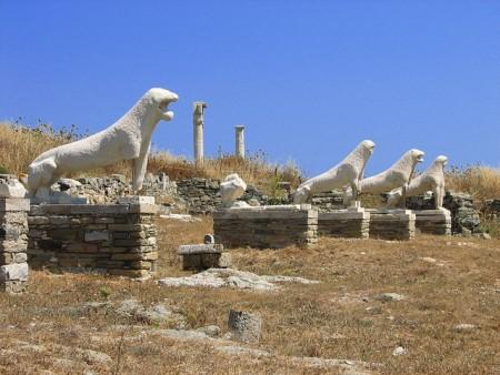 ギリシャへ行ったら絶対行くべき超おすすめ観光地10選_デロス島