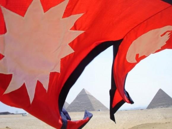 ネパール国旗を徹底分析!国旗から見える6つの歴史的背景