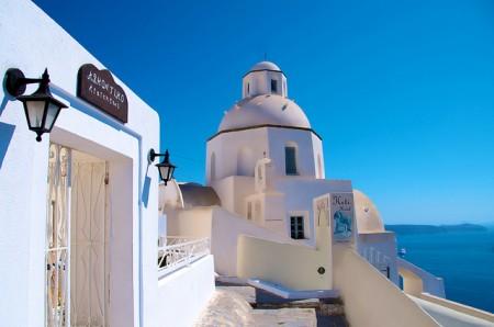 ギリシャのサントリーニ島特集!人々を魅了する8つの理由_カナベスホテル