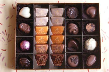 ベルギーチョコレートが世界で人気な8つの理由 ゴディバ
