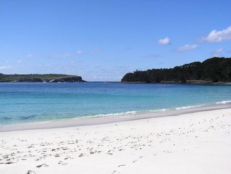 ツアーじゃ行けないオーストラリアのマニアック観光10選(シドニー編)_Jervis_Bay