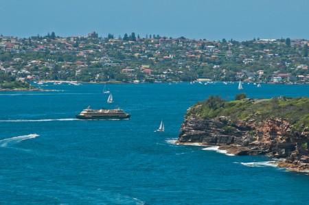 ツアーじゃ行けないオーストラリアのマニアック観光10選シドニー編_Middle_Head.