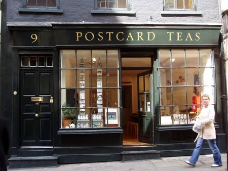 イギリスの超おすすめ紅茶ブランドショップ10選_ポストカードティーズ