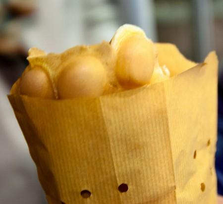 現地で絶対食べたいおすすめ香港料理10選_鶏蛋仔