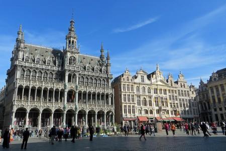 ブリュッセル観光を3泊4日で超満喫する9つのコツ_グランプラス