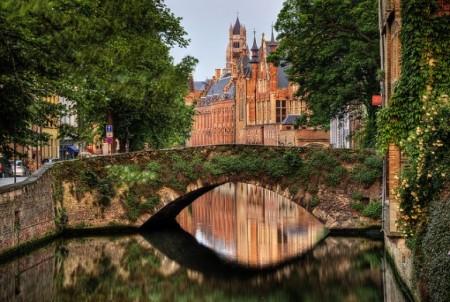 ブリュッセル観光を3泊4日で超満喫する9つのコツ_ブルージュ