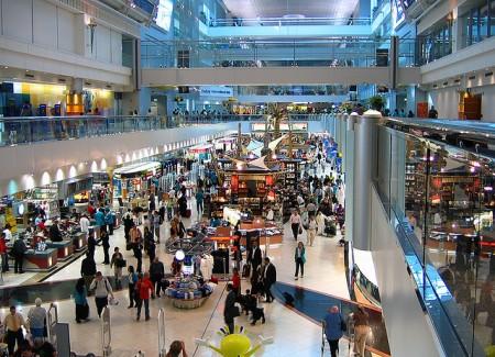ドバイの空港を徹底調査!旅行前に知るべき7つの特徴_ドバイ空港ターミナル2