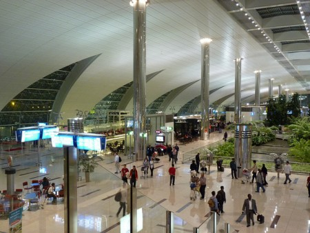 ドバイの空港を徹底調査!旅行前に知るべき7つの特徴_ドバイ空港ターミナル3