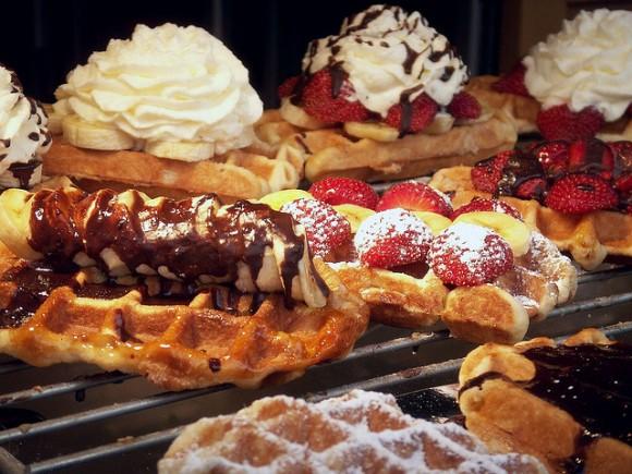 ベルギーワッフルが世界中で愛されている9つの理由
