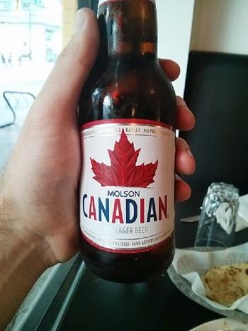 現地で絶対食べたいおすすめカナダ料理10選!_モルソンカナディアンビール