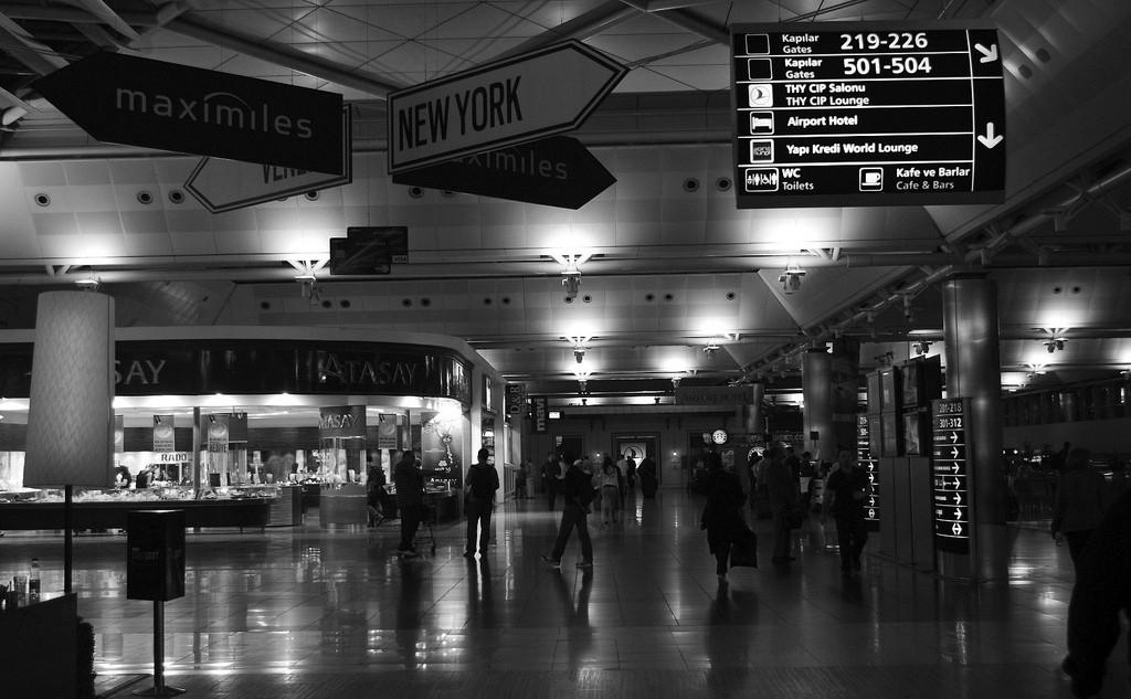 イスタンブール空港特集!旅行前に知りたい7つの特徴