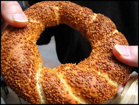 現地で絶対食べたいおすすめトルコ料理10選!_シミット