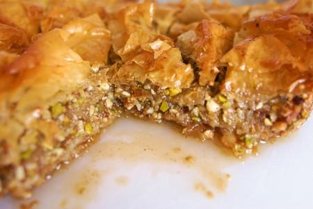 現地で絶対食べたいおすすめトルコ料理10選!_バクラバ