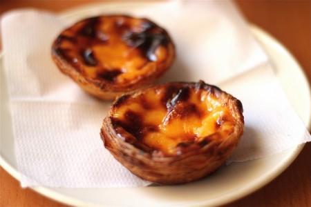 現地で絶対食べたいおすすめポルトガル料理10選!_パステル・デ・ナタ
