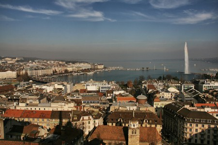 ヨーロッパの人気都市で英語があまり通じない都市10選_ジュネーブ