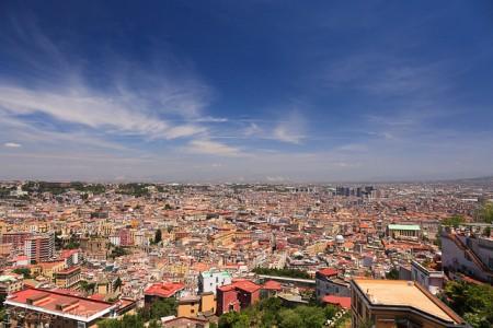 ヨーロッパの人気都市で英語があまり通じない都市10選_ナポリ